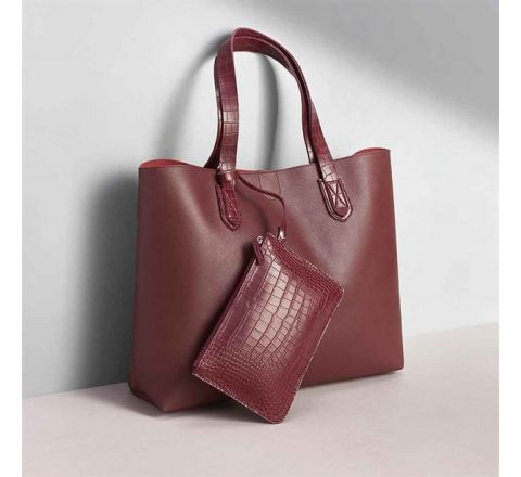 Avon Essentials Tote Bag - Berry