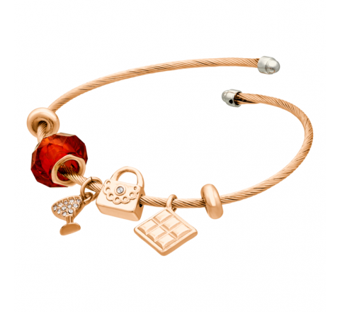 Avon A Woman's Favourite Things Charm Bracelet