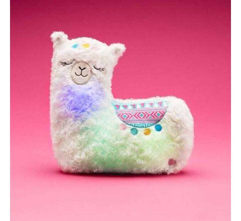 Avon Colour-Changing Llama Moodlight Plush Toy