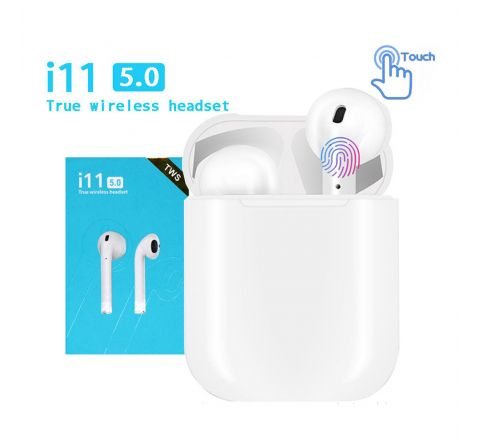 i11 TWS Wireless Bluetooth Earphones