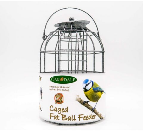 Oakdale Caged Fat Ball Feeder