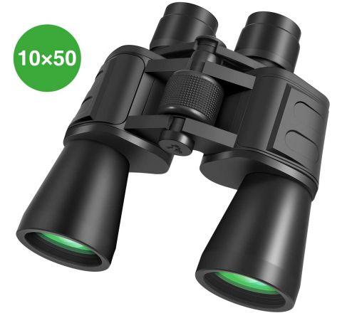 10X50 Professional Wide Angle Waterproof Binoculars