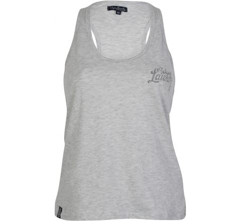 Tokyo Laundry Womens Maddie Racer Back Tee