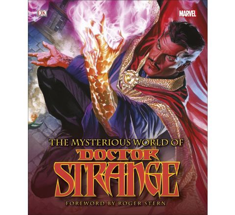 The Mysterious World of Doctor Strange - Hardcover