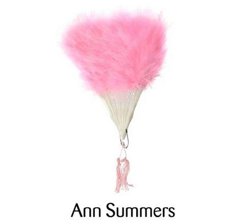 Ann Summers Feather Fan