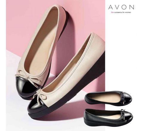 Avon Esmee Walk & Sculpt Ballet Shoes