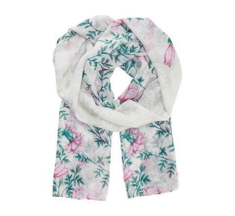 Avon Essentials Floral Print Scarf