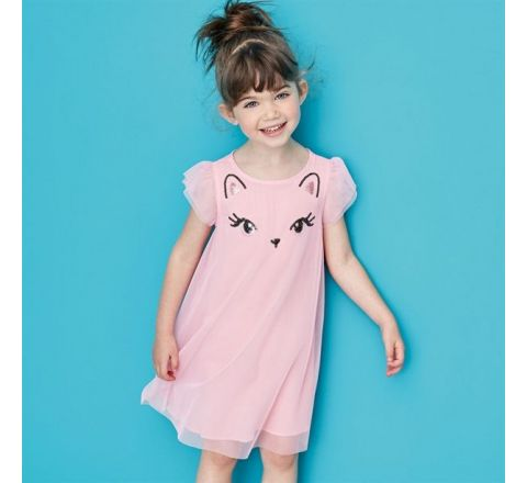 Avon Far Far Away Cat Dress