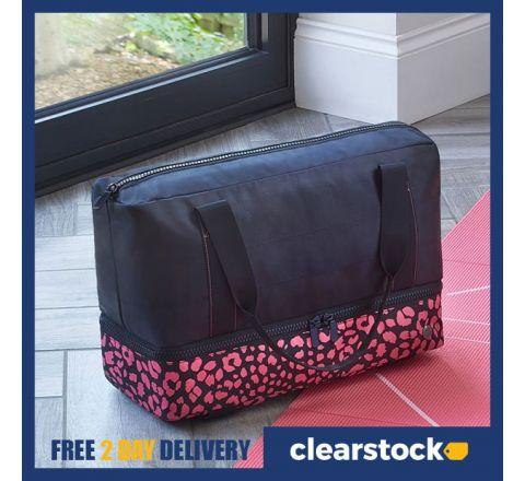 Avon Black Ladies Gym Bag