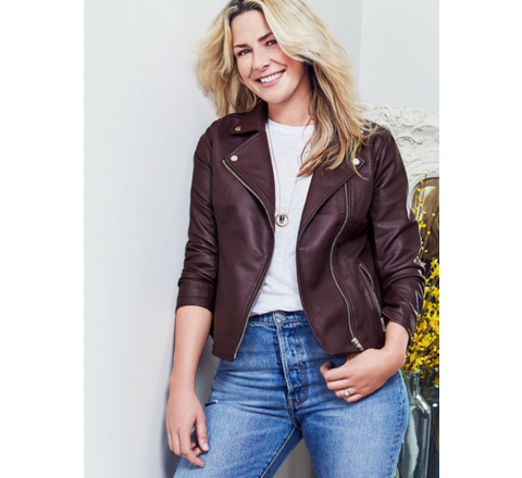 Avon Coveted Biker Jacket