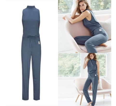 Avon Harpa Turtle Neck Jumpsuit