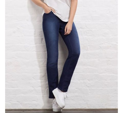 Avon Jeanetic Slim Leg Jeans