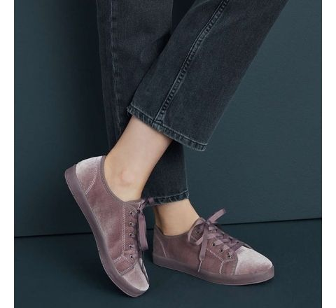 Avon Leya Velour Trainers