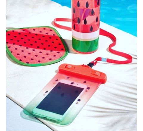 Avon Watermelon Splash Resistant Phone Pouch