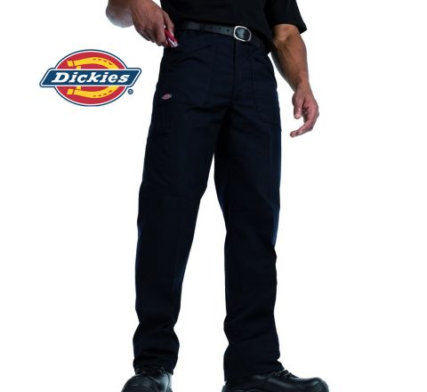 Dickies Action Work Trousers Navy Blue