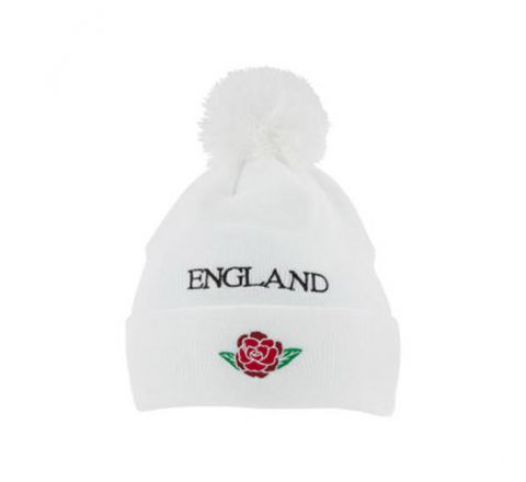 England Rugby Beanie Hat