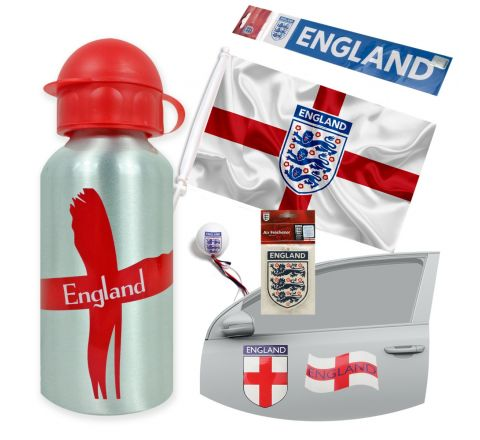 England World Cup Car Kit Pack