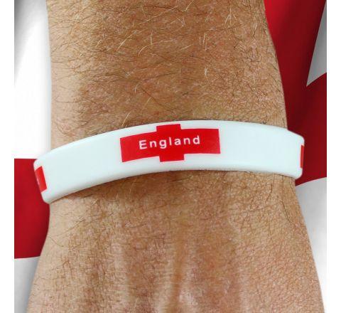 England Wristband
