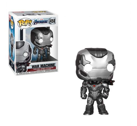 War Machine: Avengers - Endgame x Funko POP! Marvel Vinyl Figure