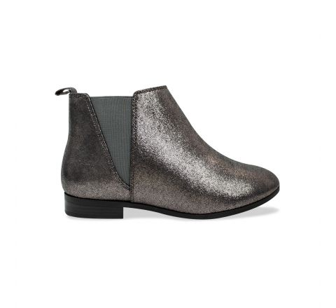 Bronze Chelsea Ankle Boot