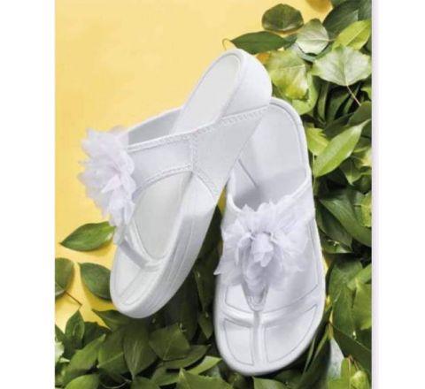 Avon Gretna Floral Sandals