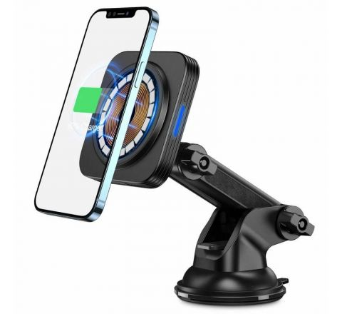 ESR HaloLock™ Dashboard Wireless Car Charger for iPhone 12