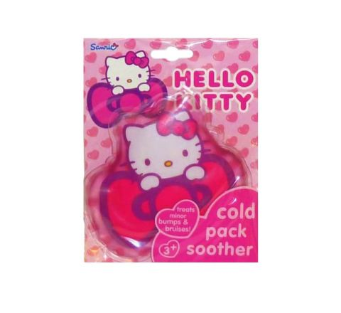 Hello Kitty Bruise Soother + 12 Plasters