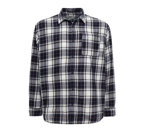 Jack & Jones Men's Jorsteven Casual Long Sleeve Shirt - Meerkat, Slim