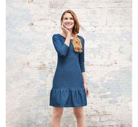 Avon Jeanetic Ruffle Dress