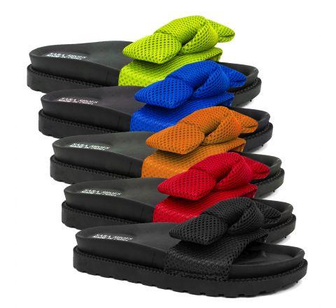 Bow Slider Sandal