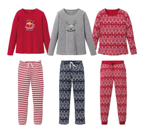 Novelty Christmas Pyjamas