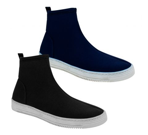 Ex Store Men's Sock Trainers