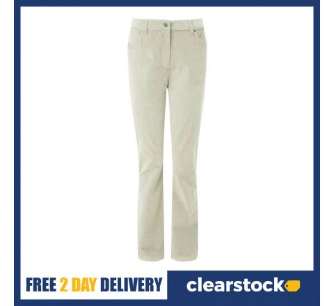 JD Williams Winter White Cord Jeans