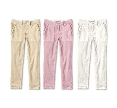 Lands' End Corduroy Trousers