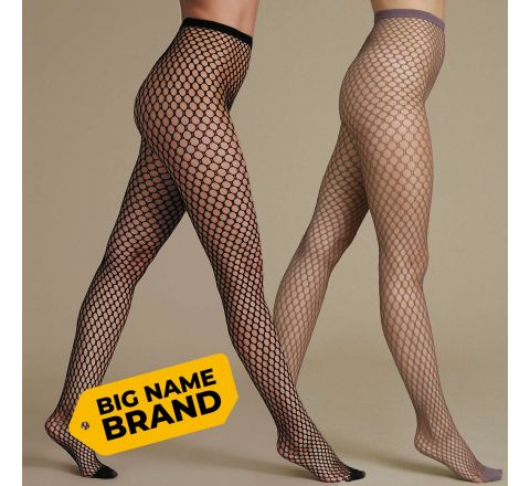 M&S Fishnet Tights