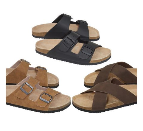 Classic Soft Footbed Mules