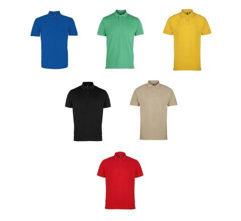 Men's Heavy Duty Polo Shirts
