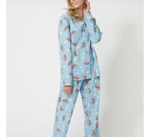 Ex Store Christmas Pyjamas Set in a Bag