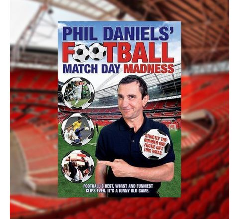Phil Daniels' Football Matchday Madness DVD