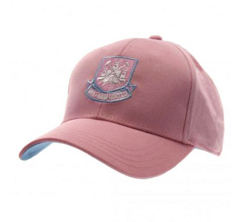 Official Pink West Ham Baseball Cap
