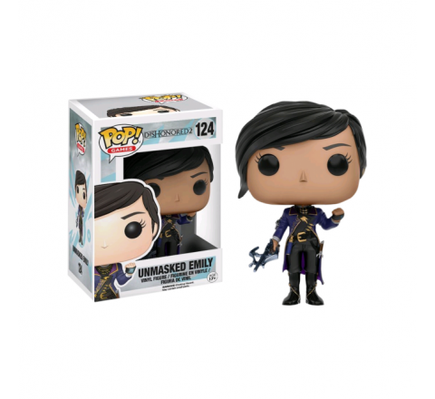 Funko Pop! Games - Dishonored 2 #124 Unmasked Emily