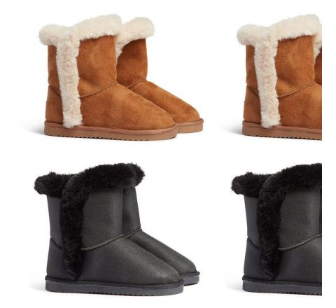 Girls Snug Boot