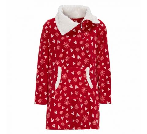 Avon High Neck Cosy Dress