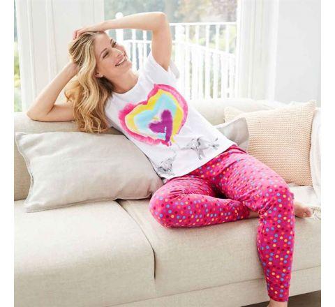 Avon Elephant Heart Pyjamas Set