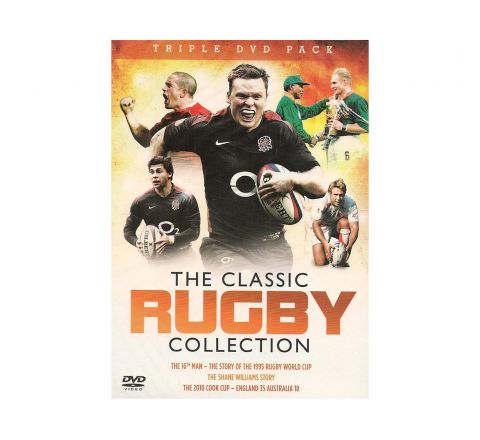 The Classic Rugby Collection Triple DVD Box Set
