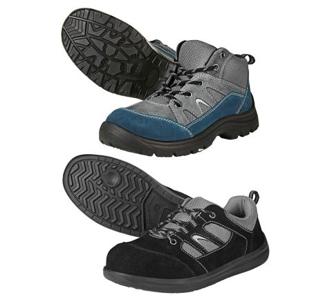 S3 Leather Safety Shoes