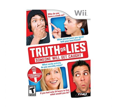 Truth or Lies: Someone Will Get Caught [Nintendo Wii]