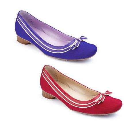 Van Dal Slip-On Shoes Wide E and EEE Fit