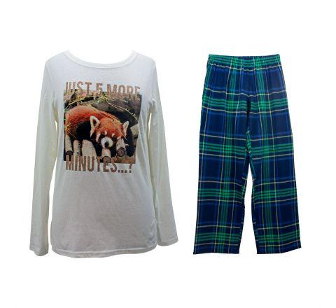 Women's 5 More Minutes Pyjamas Set