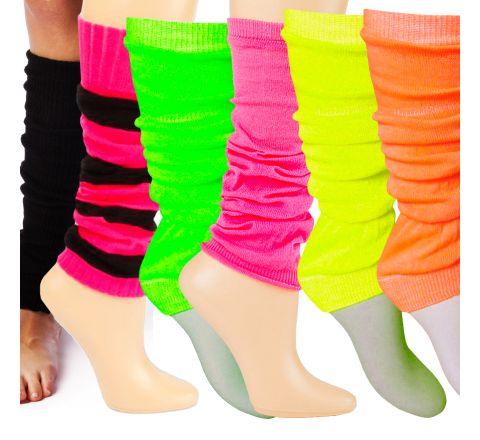 Claire's Ankle Warmers